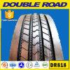 Import Doubleroad Marke 11r22.5 beeinflussen LKW-Reifen-Großverkauf in Kanada