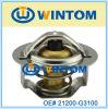 Pièce d'auto Coolant Water Flange avec OEM 21200-G3100 pour Nissans