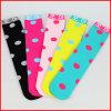 Medias de los calcetines del algodón de los niños Rodilla-Altas (KA802)