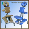 Складывая стул массажа