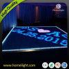 P10 wasserdichtes RGB acrylsauertanzen täfelt LED videoDance Floor für Hochzeitsfest-Stadiums-Bildschirmanzeige