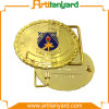 Design do cliente Belt Buckle Plating Nickel