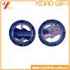2016 medaglia tagliata argento antico (YB-LY-C-32)