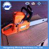 O corte de madeira sem corda portátil considerou