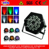 18*12W RGBWA 6 in-1 Super Bright LED PAR