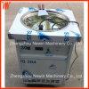 R404A de ijskast Gebraden Enige Pan van de Machine van het Roomijs
