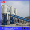 Venta de planta de procesamiento por lotes por lotes concreta inmóvil modelo Hzs50 a Macao