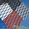 Treillis métallique augmenté par maille en acier en métal de façade de construction