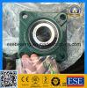 Cubierta F207 de Blcok de la almohadilla con el rodamiento de bolitas de la pieza inserta Uc207 (UCF207)