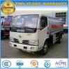 Dongfeng 4500リットルの燃料のタンク車トラック5トンのオイルタンクの
