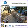 Papel Waste horizontal automático hidráulico que recicl a máquina de empacotamento