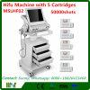 Elevador de face focalizado de Hifu do ultra-som da intensidade 2017 elevada, remoção do enrugamento de Hifu para o corpo & face