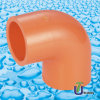 CPVC Pipe Fitting 90 Codo femenino reductor ASTM (PPR, PVC 45)
