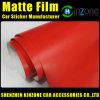 De matte Folie van de Kleur met de Verpakkende Film van de Steen van de Film Car/Car van de Lucht Channel/Matte