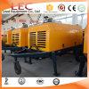 Машина конкретного насоса гидровлического поршеня Hbt60-11RS портативная тепловозная