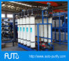Preço industrial da membrana dos sistemas F da purificação de água da estação de tratamento de água do F