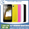 3G 4.5 Inch IPS Mtk6582 Quad Core 1GB RAM Android 4.4 Newest Phones (T2)