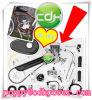 Benzin-Motor-Installationssatz für Fahrrad, 80cc motorisierte Fahrrad-Motor-Installationssatz