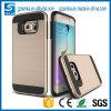 Het Geval Smartphone van het Satijn van de borstel voor het Geval van de Melkweg van Samsung S7