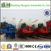 Air Compressor High Quality 55m3 Bulk Cement Tanker를 포함하십시오