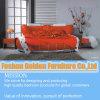 현대 침실 세트 진짜 가죽 침대 (6802)