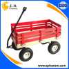 Chariot en bois de chariot fabriqué en Chine