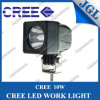 12V 10Wのクリー語LED Work Lamp Offroad LED Auto Light