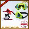 S5675 glänzendes vollständiges Objektiv-männliche Art-Ski-Schutzbrille der Farben-eins