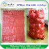 Großhandels-pp.-Linon-rote Gemüsezwiebelen-Verpackungs-Ineinander greifen-Beutel für Verkauf