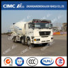 4-20cbm Euro2/3/4/5 Shacman 8*4 Concrete 또는 Cement Mixer Truck