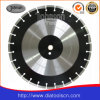 Lâmina de estaca: 400mm Diamond Saw Blade para Asphalt