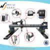 Tipo cortador do pórtico do plasma do CNC