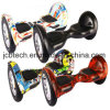 2017 vendas quentes da roda elétrica colorida Self-Balanced do trotinette 2 de Hoverboard