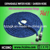 Jardim Hose de Watering do jardim de Magic do fabricante com Aluminum Fittings