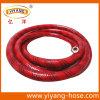 Tuyau rouge foncé de pulvérisateur de PVC de pression