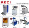 Raycus Lasersender-Faser-Laser-bewegliche Porzellan-Markierungs-Maschine