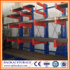 Warehouse Heavy Duty Adjustable Cantilever Rack / Cantilever Racking System