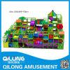 Campo de jogos interno das crianças plásticas da boa fé (QL-3036B)