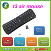 T3 2.4G Wireless Fly Air Mouse Keyboard