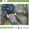 Contenitore di chiusa dell'oro del giacimento detritico per catturare oro