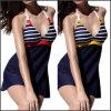Sexi Mädchen-Bikini beiläufiger Vintaged Badeanzug /Swimwear und Beachwear