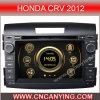 GPS를 가진 Honda CRV 2012년, Bluetooth를 위한 특별한 Car DVD Player. (CY-7209)