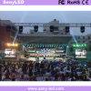 Farbenreiches videopanel Miet-LED-Bildschirmanzeige für äußeres Stadium (P3.91, P4.81, P5.95, P6.25)