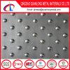 placa de acero inoxidable del inspector de 304 304L Dimond
