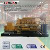 электрический генератор биомассы 600kw установил с двигателем 12V190