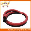 Ligne composée tuyau de jumeau de &Rubber de PVC d'O de soudure