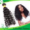 工場価格の卸売100%の人間のバージンのブラジル人の毛
