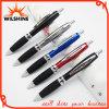 Bolígrafo promocional de contorno de metal con buena calidad (BP0164)