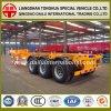 Semi-remolque esquelético para el transporte de contenedores de los 40FT/20FT