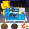 De beste Verkopende Machine van de Korrel van het Voer van de Vissen van Folating van de Dieselmotor